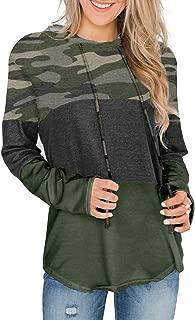 drawstring hooded pullover