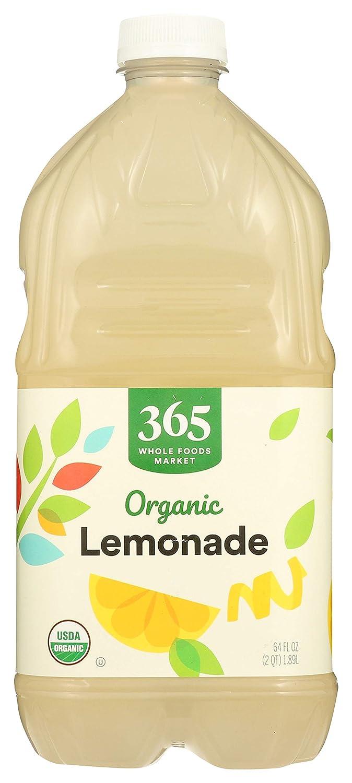 365 Everyday Value Organic oz 64 High order Max 49% OFF Lemonade fl