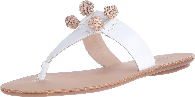 Loeffler Randall Womens Sosie-vacs Flat Sandal