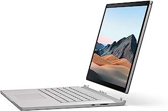 "NEW Microsoft Surface Book 3 - 15"" Touch-Screen - 10th Gen Intel Core i7 - 32GB Memory - 512GB SSD (Latest Model) - Platin..."
