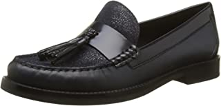 GEOX Promethea C Smooth Leather Womens Slip on Shoes