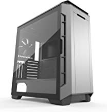 Phanteks Eclipse P600S (PH-EC600PSTG_AG01) Hybrid Silent and Performance ATX Chassis -Tempered Glass, Fabric Filter, Dual System Support, PWM hub, Sound dampening Panels, Anthracite Grey