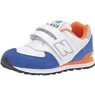 Kids' Iconic 574 V1 Hook and Loop Sneaker