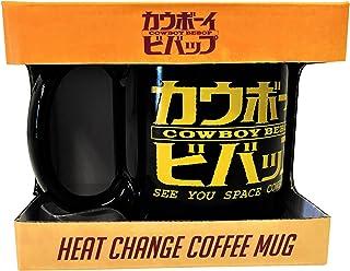 Cowboy Bebop Anime Spike SpiegelSee You Cowboy Color Changing Coffee Mug