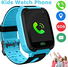SZBXD Kids Smart Watch, LBS/GPS Tracker SOS Camera Voice Chat Touch Screen Games Alarm..