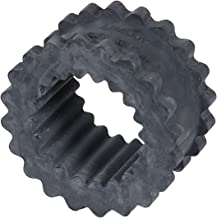 Lovejoy 35569 Size 6JE Solid Design S-Flex Coupling Sleeve, EPDM Rubber, 3.75