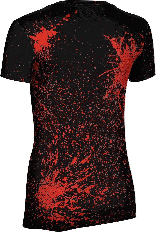 ProSphere Southern Illinois University Edwardsville Girls' Performance T-Shirt (Splatter)