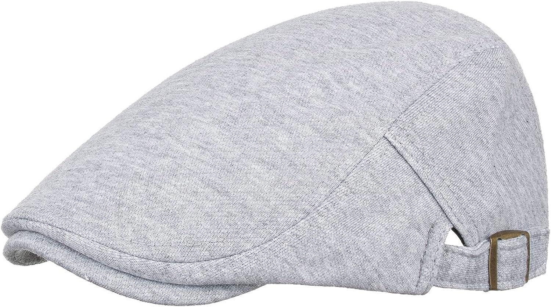 Fashion Men Cotton Adjustable Hasp Sales ! Super beauty product restock quality top! for sale Flat Hat Sun Cap Newsb Master