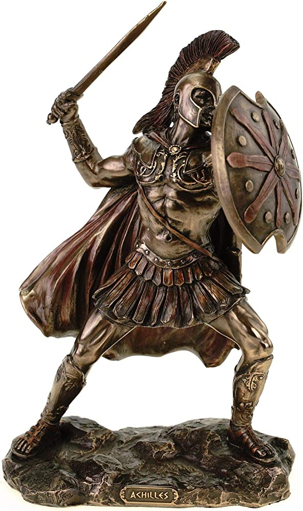 Veronese - statuetta di achille