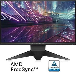 "Monitor Alienware para Jogos, Dell, AW2518HF-Free-Sync, 24.5"""