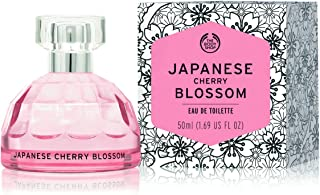 the body shop japanese cherry blossom collection