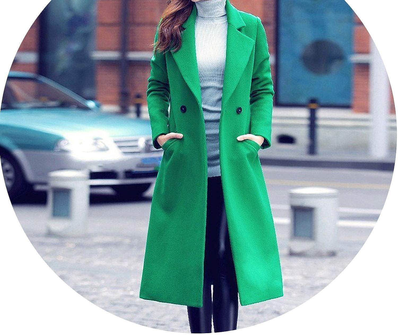 Utensil-Shop Woolen Coat OUTERWEAR レディース