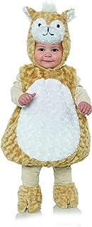UNDERWRAPS unisex-child Underwraps Toddler's Llama Belly Babies Costume Costume
