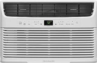 FRIGIDAIRE FFRE0633U1 6000 BTU 115V Window-Mounted Mini-Compact Full-Function Remote Control, White Air Conditioner,
