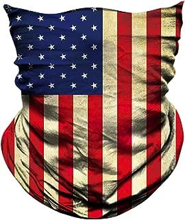 AXBXCX Flag Face Mask Bandana Headband for Many Choice