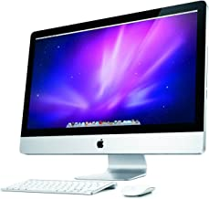 Apple iMac 27-Inch 3.2GHz Intel Core i3 Desktop Computer - MC510LL/A (Renewed)