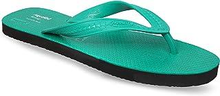 Aqualite Green Slippers - 6 UK (40 EU) (HST00015GGRBK06)