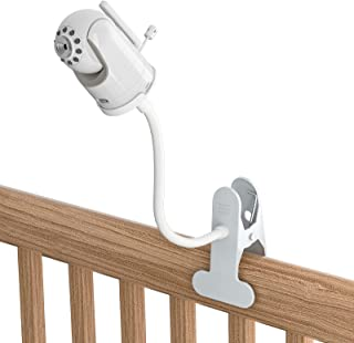 Baby Monitor Mount, Universal Baby Camera Holder Baby Camera Stand for Crib Nursery, Compatible with Infant Optics DXR-8 a...