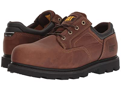 Caterpillar Ridgemont 2.0 Steel Toe (Oak) Men