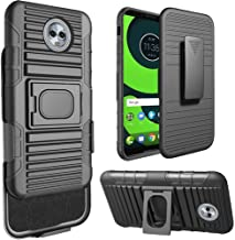 Luckiefind Case Compatible With Motorola Moto G6 Plus/XT1926 5.9