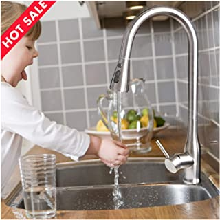 Best lighted kitchen faucets Reviews