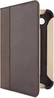 Belkin Leather Folio Case with Stand for Samsung Galaxy Tab 2 - 7.0 inch (Brown)