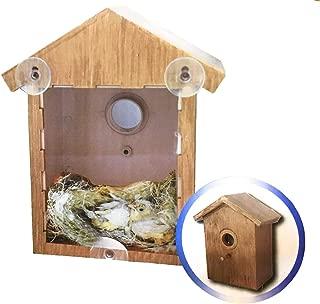 Best one way glass birdhouse Reviews