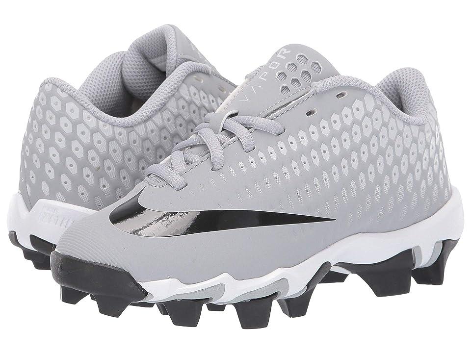 Nike Kids Vapor Ultrafly 2 Keystone Baseball (Little Kid/Big Kid) (Wolf Grey/Anthracite/Pure Platinum) Boys Shoes