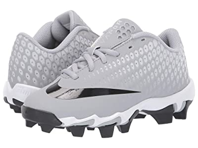 Nike Kids Vapor Ultrafly 2 Keystone Baseball (Little Kid/Big Kid) (Wolf Grey/Anthracite/Pure Platinum) Boys Shoes