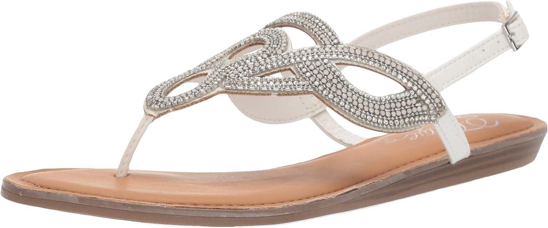 Fergie Womens Superb Flat Sandal