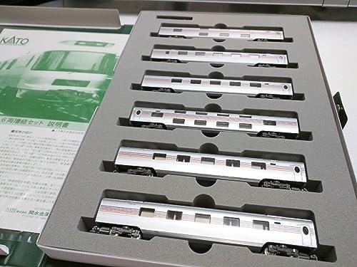 Series E26 [Cassiopeia] (Add-on 6-Car Set) (Model Train)