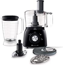 Philips Viva Collection Food Processor with PowerChop Technology, 600W, HR7631/90