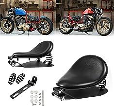 "Hardbody Custom 6/"" Solo Seat Mini Shock for Harley Bobber Chopper Custom App"