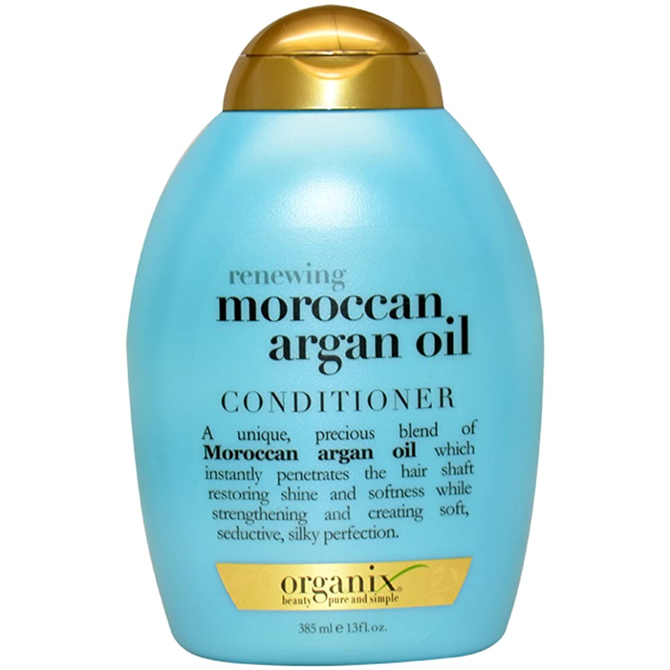 船乗り架空の欠陥Organix Conditioner Moroccan Argan Oil 385 ml (並行輸入品)