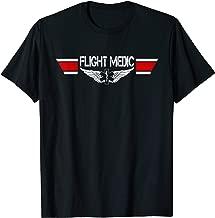 Flight Medic EMS Wings T-shirt from EMS Flight Safety