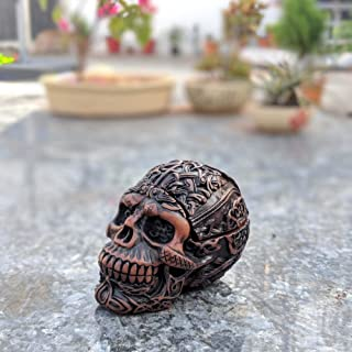 Skull Ashtray (Red)
