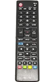 Mando para LG - Compatible - LED/LCD/HDTV/Smart TV: Amazon.es ...