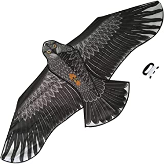Huge Wingspan And Lifelike Design-large Eagle Bird Kite For Children And Adults-easy To Assemble And Fly-superb Outdoor To...