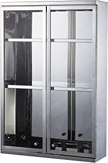 Best stainless wall cabinet Reviews