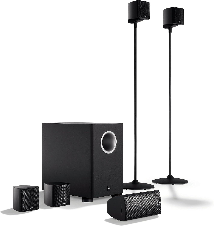 Canton Movie 60 Cx 5 1 Lautsprecher System Schwarz Audio Hifi