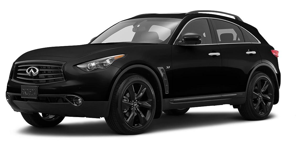 Black Qx70 >> Amazon Com 2016 Infiniti Qx70 Reviews Images And Specs Vehicles