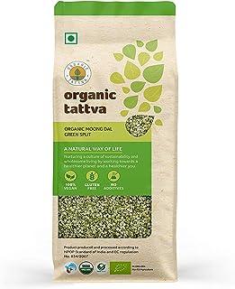 Organic Tattva Organic Tattva Organic Moong Dal Green Split,