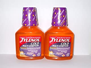 Tylnl Cld Max Day Coolbur Size 8z Tylenol Cold Maximum Day Liquid Cool Burst 8z