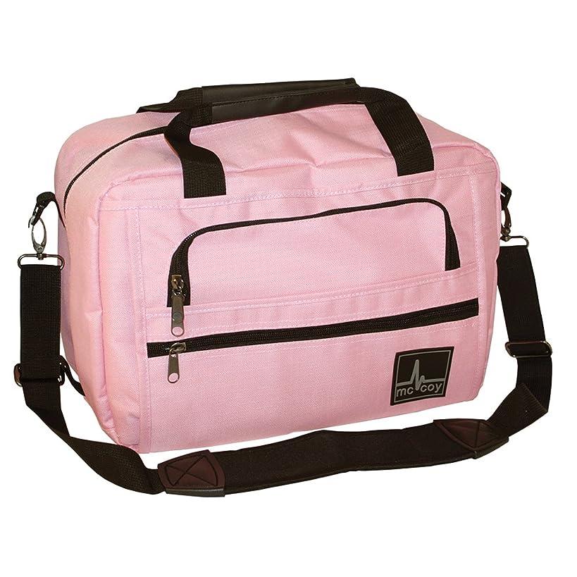 Scrub Stuff Multi Pocket Nurse Medical Bag Pink