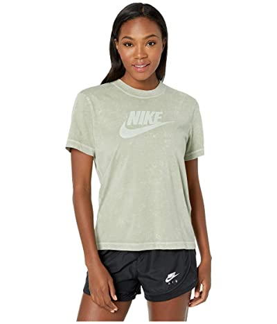 Nike NSW Short Sleeve Top Rebel (Jade Horizon) Women