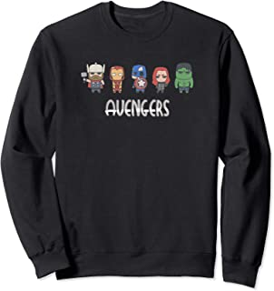 Marvel Avengers Game Cute Super Heroes Sweatshirt