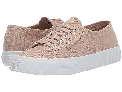 Superga 2750 COTU Classic Sneaker (Beige Moon) Women