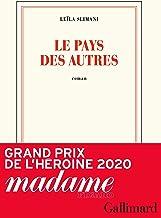 Le pays des autres (French Edition)