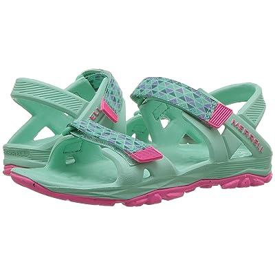 Merrell Kids Hydro Drift (Toddler/Little Kid) (Turquoise/Pink) Girl