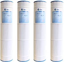 Tier1 Replacement for Pentair Clean & Clear 520, Pleatco PCC130, FIlbur FC-1978, Unicel C-7472 Filter Cartridge 4 Pack